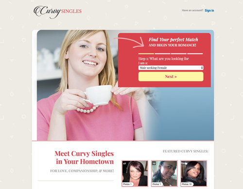 Curvy Singles Review