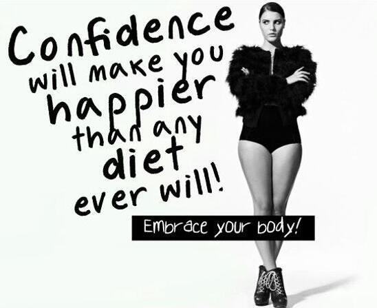 Happy Curvy Girl's Secret